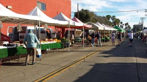 Pacific Beach farmers market