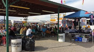 Quartzsite marketplace