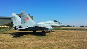 A relic of the Cold War - MIG 29 Fulcrum