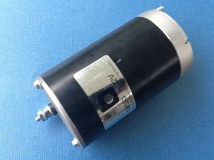 Ebay photo of the replacement motor