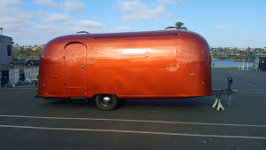 Cool looking travel trailer