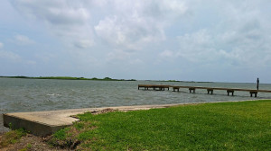 Aransas Bay near Estes Cove