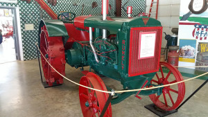 1930 Rumely
