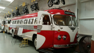 1948 Flxible Bus used in the movie RV