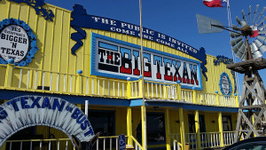 The Big Texan Ranch Steakhouse
