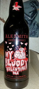My Bloody Valentine Ale