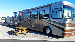 Site 67 Havasu Falls RV Resort