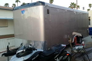 Trailer tight in our site