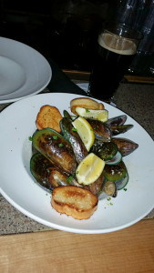 Mussels vin blanc