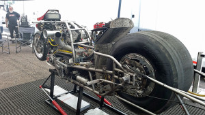 Nitro Harley chassis