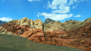 More red rock