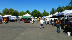 Chico Wednesday farmers' market