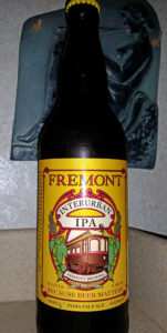 IPA from Seattle's Fremont Brewing