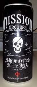 Shipwrecked double IPA