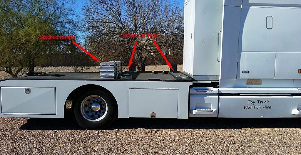 Truck Conversions - Flying The Koop