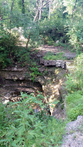 Hackett Falls on Saturday