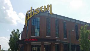 Ginson retail entrance