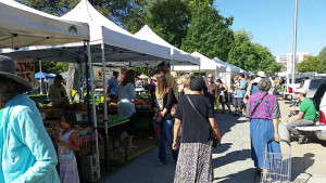 Albuquerque growers' market