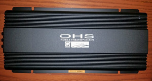 DHS Mobile Theatre System amp