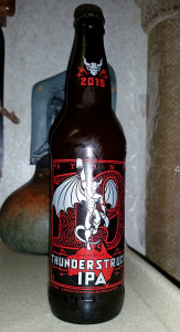 Stone Thunderstruck 19th Anniversary Ale