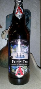 Avery Twenty Two