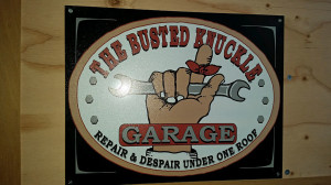 The Busted Knuckle Garage