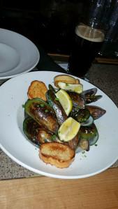 Mussels vin blanc