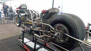 Nitro Harley chassis