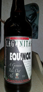 Equinox oatmeal pale ale