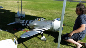 Another large scale warbird
