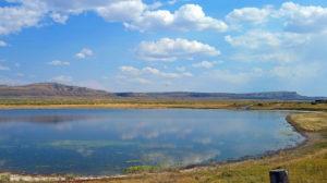 Our Rim Lake view